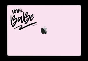 "Total Babe ! Skin MacBook Pro 15"" 2016-"