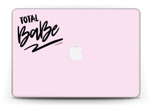 "Total Babe ! Skin MacBook Pro Retina 13"" 2015"