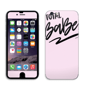 TOTAL Babe Skin IPhone 6/6s
