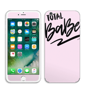 Total Babe ! Skin IPhone 6 Plus