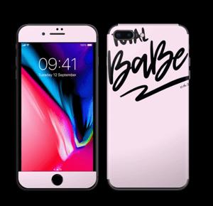 TOTAL Babe Skin IPhone 8 Plus