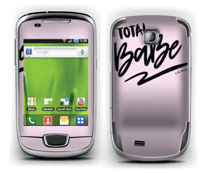 TOTAL Babe Skin Galaxy Mini