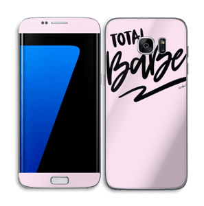TOTAL Babe Skin Galaxy S7 Edge