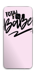 Total Babe ! Skin Galaxy S8