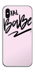 TOTAL Babe Skin IPhone XS