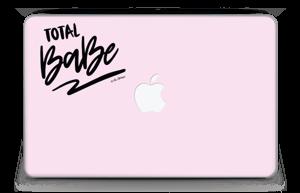 "TOTAL Babe Skin MacBook Air 11"""