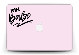 Total Babe ! Skin MacBook Air 13""