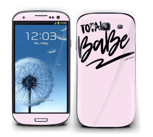 TOTAL Babe Skin Galaxy S3