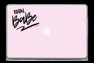 "Total Babe ! Skin MacBook Pro 17"" -2015"