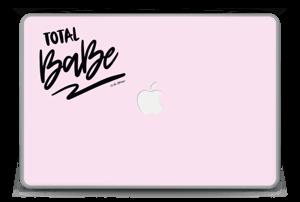 "Total Babe ! Skin MacBook Pro 15"" -2015"
