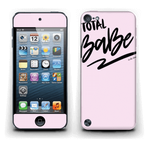 TOTAL Babe Skin IPod Touch 5th Gen
