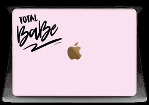 "Total Babe ! Skin MacBook 12"""