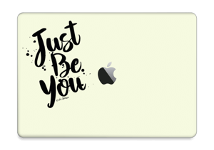 "Just Be You Skin MacBook Pro 13"" 2016-"