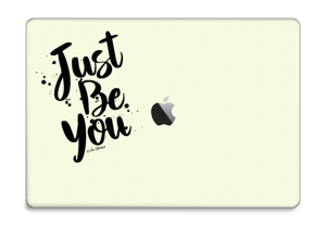 "Just Be You Skin MacBook Pro 15"" 2016-"