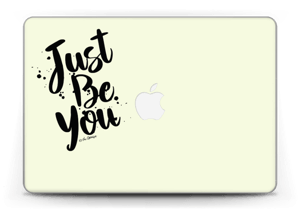 "Just be You Skin MacBook Pro Retina 13"" 2015"