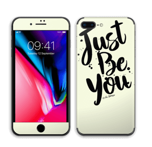 Just Be You Skin IPhone 8 Plus
