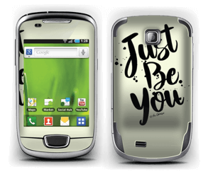 Just Be You Skin Galaxy Mini