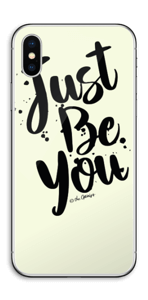 Just Be You Skin IPhone X