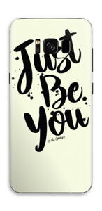Just be You Skin Galaxy S8