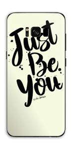 Just Be You Skin Galaxy S8 Plus
