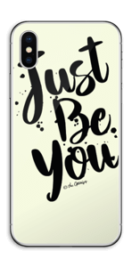 Just Be You Skin IPhone XS