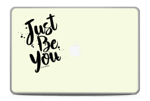 """Just be You Skin MacBook Pro 17"""" -2015"""