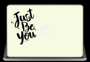 "Just Be You Skin MacBook Pro Retina 15"" 2015"