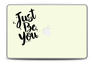 """Just be You Skin MacBook Pro 15"""" -2015"""