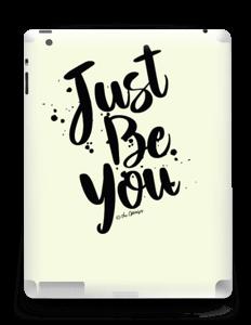 Just Be You Skin IPad 4/3/2