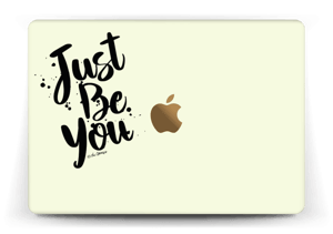 "Just be You Skin MacBook 12"""