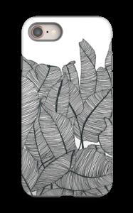 Bananen Blätter Handyhülle IPhone 8 tough