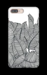 Banana Leaves Coque  IPhone 8 Plus