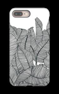Banana Leaves Coque  IPhone 8 Plus tough
