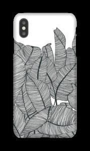 Bananen Blätter Handyhülle IPhone XS Max