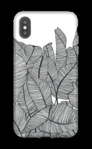 Banana Leaves Coque  IPhone XS Max tough