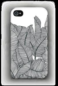 Banana Leaves Coque  IPhone 4/4s