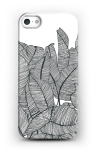 Banana Leaves Coque  IPhone 5/5S
