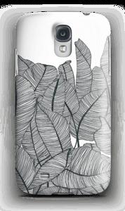 Banana Leaves Coque  Galaxy S4