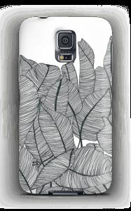 Banana Leaves deksel Galaxy S5