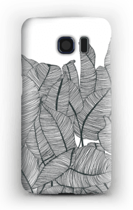 Banana Leaves Coque  Galaxy S6