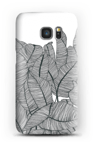 Banana Leaves deksel Galaxy S7