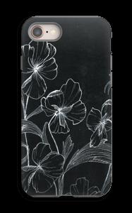Viola tricolor Handyhülle IPhone 8 tough