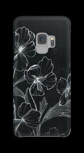 Tendre Pensée Coque  Galaxy S9
