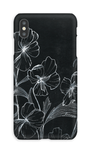 Viola tricolor Handyhülle IPhone XS Max