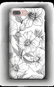 Winter Flowers Coque  IPhone 7 Plus