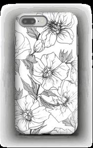 Winter Flowers case IPhone 7 Plus tough