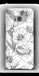 Winter Flowers Coque  Galaxy S8