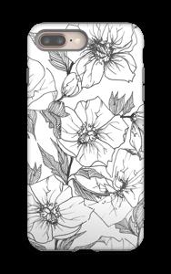Winter Flowers Coque  IPhone 8 Plus tough