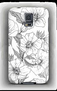 Talven kukat kuoret Galaxy S5