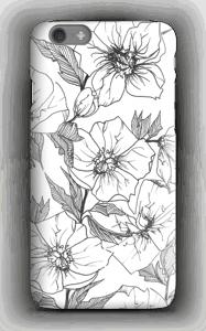 Talven kukat kuoret IPhone 6s